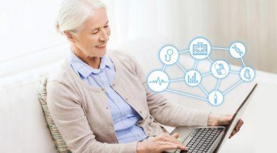 کاربرد اینترنت اشیا برای سالمندان